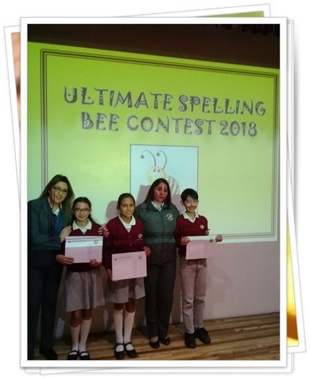 ULTIMATE SPELLING BEE CONTEST 2018